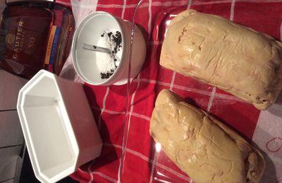 Le foie gras préparé par Poulette