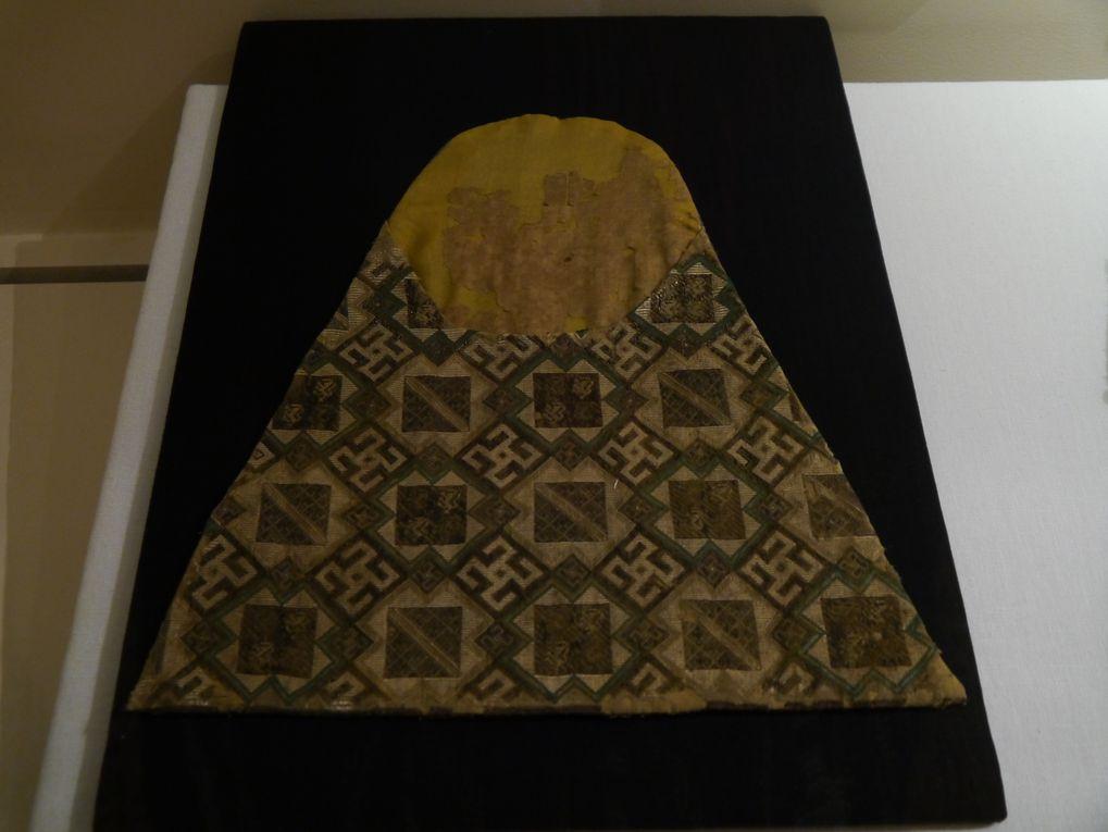 Exposition L'Art en broderies au Moyen Âge au Musée de Cluny jusqu'au 20 janvier 2020 : Splendeurs dévoilées