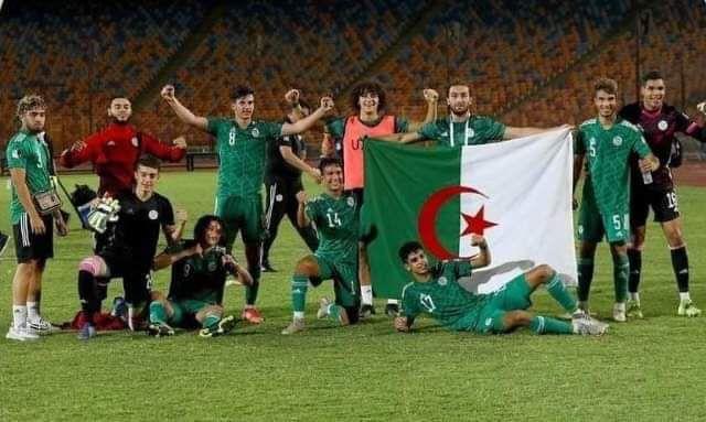 Match entier, Algérie - Tunisie (2-0), 1/2 finale U-20, 03 07 2021 مقابلة الجزائر ـ تونس، نصف نهائى كأس اكعرب، U20