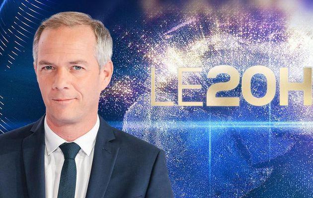 Le JT du 20h de TF1 du 1er janvier