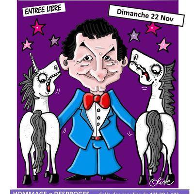 12ème Festival de Dessin de Presse de Caricatures et de BD : Ruades de Cheval-Blanc