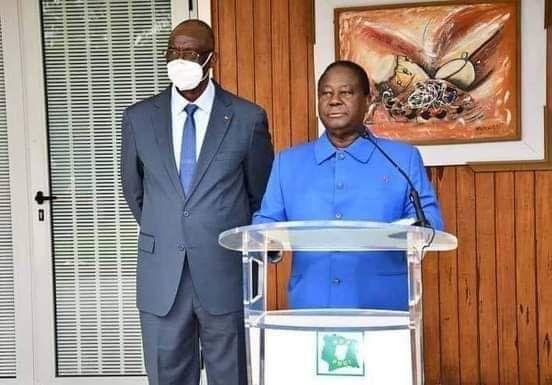 Décrytage- Discours du président Henri Konan Bédié pour la sortie de crise en Côte D'Ivoire