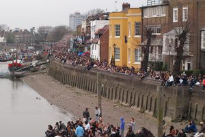 THE BOAT RACE 2011 REPORT
