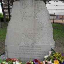 L'A.M.N.D.V.D.E.N A RENDU HOMMAGE AUX MORTS POUR LA FRANCE EN INDOCHINE