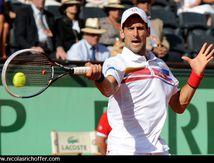 Le punch de Novak n'a pas suffi
