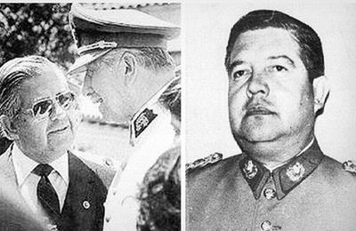 Chili: Mort de Manuel Contreras Sepulveda, ex-bras droit de Pinochet.