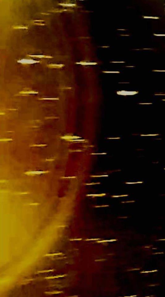 Des milliers de vaisseaux en ce moment (en cette période d'ascension) autours du Soleil ! - 22/12/2020.