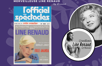 PRESSE: L'officiel des spectacles n°1834 - 17/02 au 23/02/1982