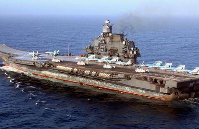 L'Amiral Kouznetsov : combien de divisions ?