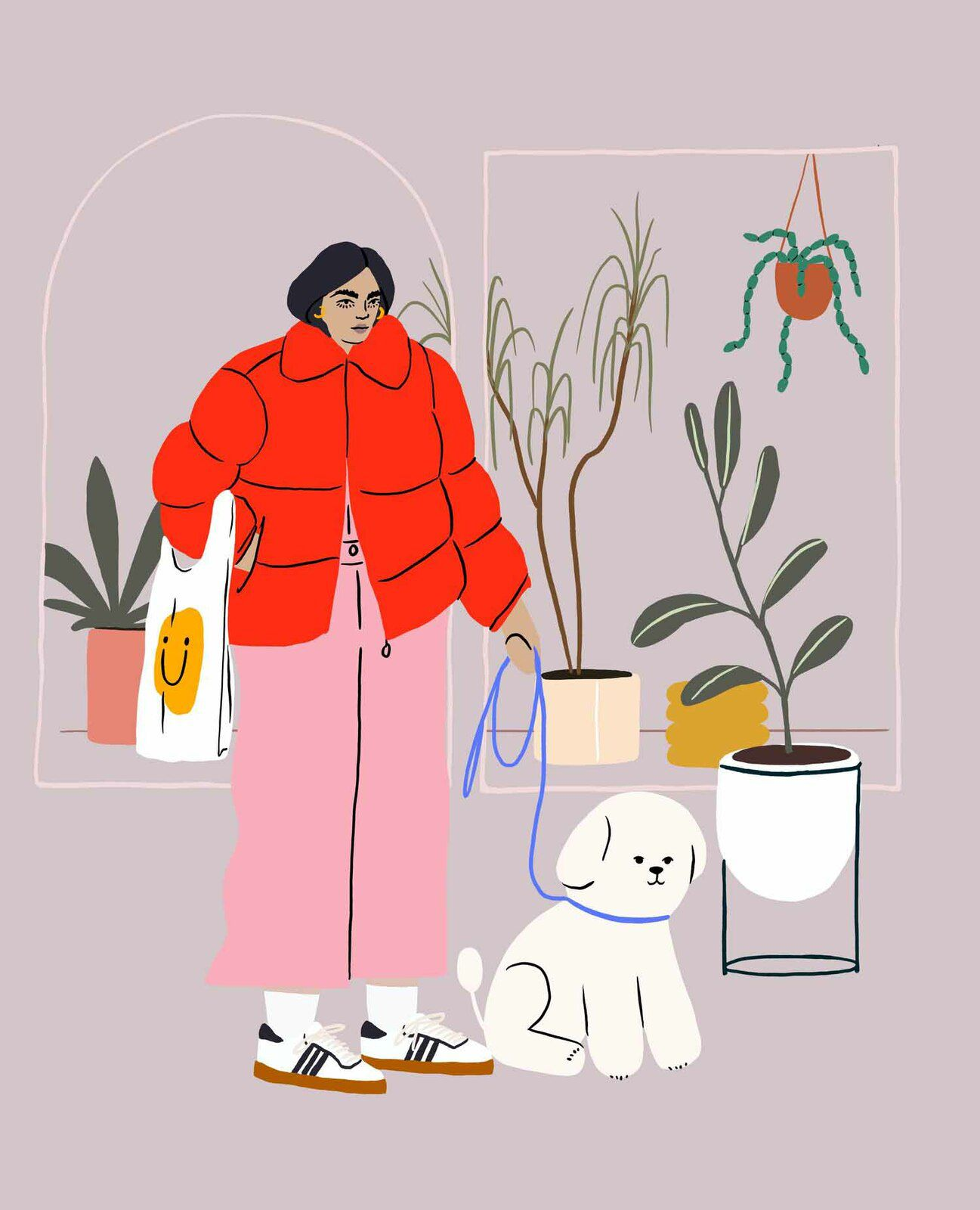 STEPHANIE DEANGELIS ILLUSTRATIONS TO DISCOVER