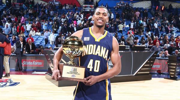NBA All-Star Week-end : Glenn Robinson III remporte un concours de dunks décevant