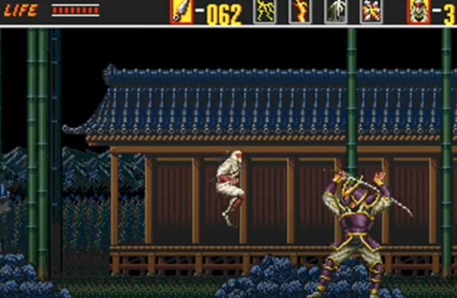 [RETROGAMING] The Revenge of Shinobi / MegaDrive