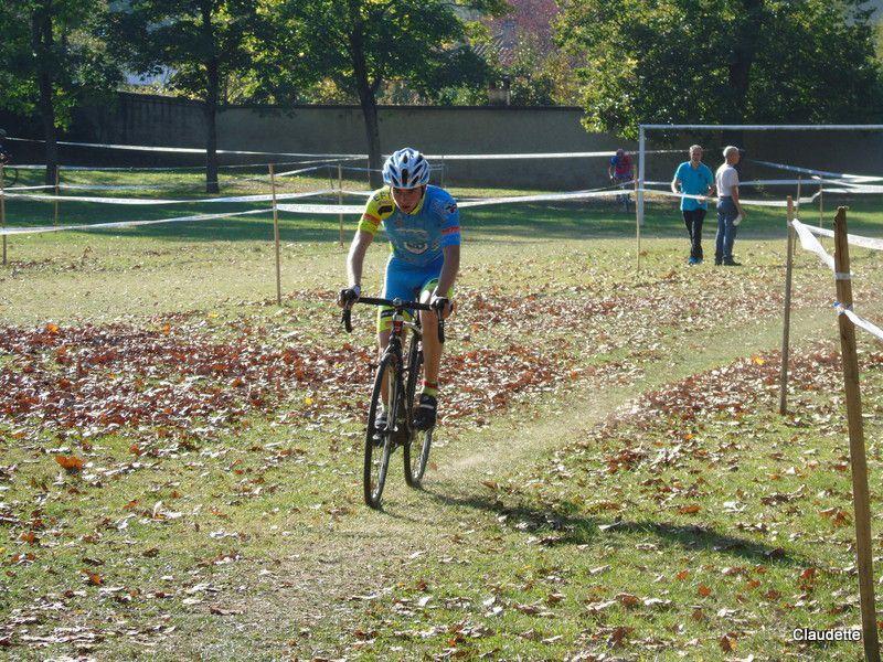 Cyclo-cross de la Bachasse le 14-10-2017