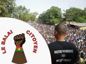 Le mouvement balai-citoyen