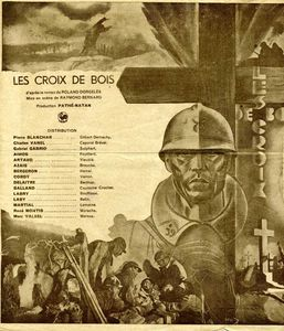 Détail de l'affiche du film de Raymond Bernard