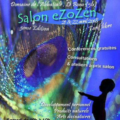 Au Salon Ezozen ce weekend du 21 22 Avril 2018