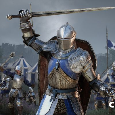 [Test] Chivalry 2 (PS5)