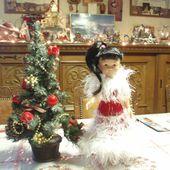 Zoé en Mère Noël ... - Mille et une passions