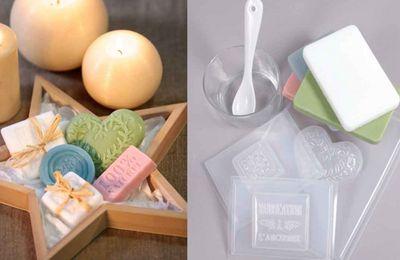 Tuto recette beauté : des savons maison à réaliser en 3 étapes , facile et rapide !