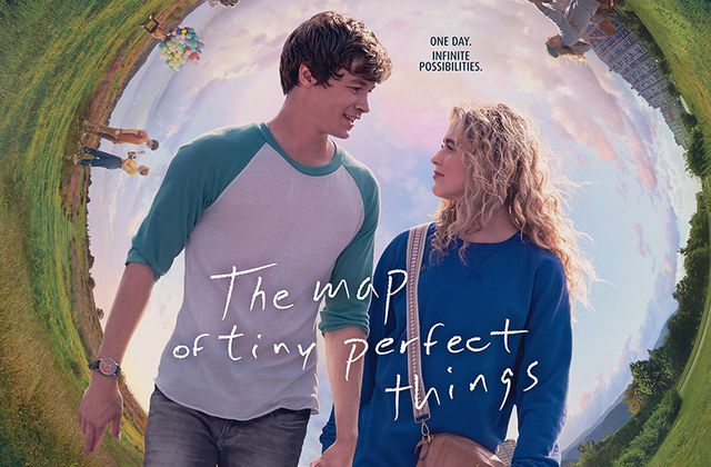 Critique Ciné : The Map of Tiny Perfect Things (2021, Amazon Prime Video)
