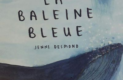 La baleine bleue de Jenni Desmond (Avec la contribution de),‎ Ilona Meyer (Traduction)