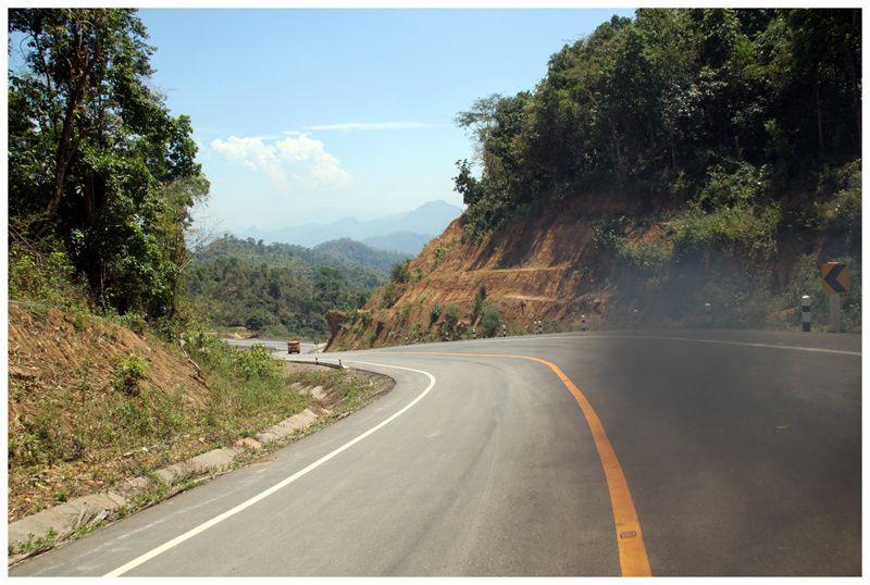 voyage de l'équipe Esprit Karen 2010-2011 à Mae Sot , Mae Tan et Mae Wae