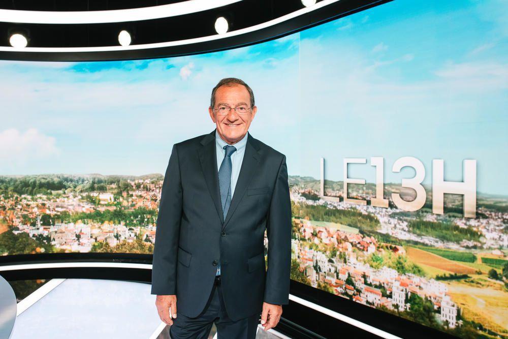 Jean-Pierre Pernaut quittera le JT de 13h de TF1 à la fin de l'année