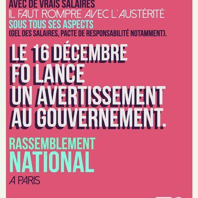 affiche du 16 décembre 2014