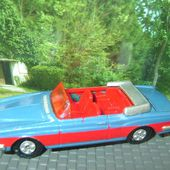 ROLLS ROYCE SILVER SHADOW CABRIOLET MATCHBOX 1/67 - car-collector.net
