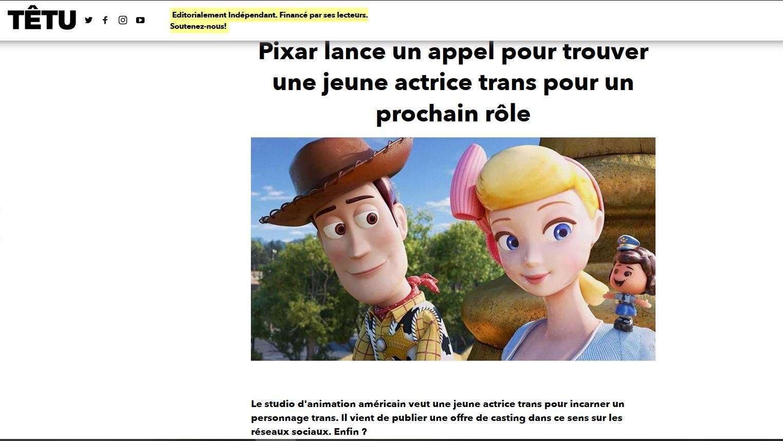 magazine gay Têtu