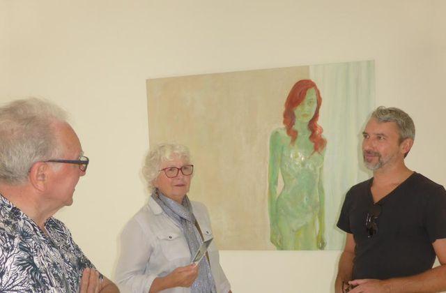 L'Art est ouvert au Jardin d'Hélys