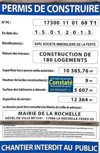 Le Permis de Construire en question