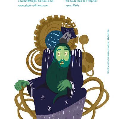 Aleph, une nouvelle maison d'édition indépendante spécialisée dans la réécriture des mythes, contes & légendes du monde.