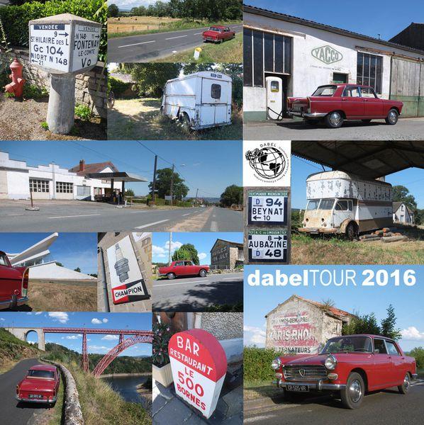 Dabel Tour 2016...