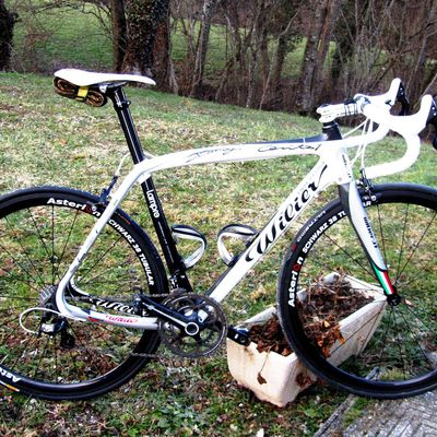 Montage Wilier Cento Uno 2012