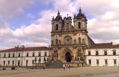 Portugal jour 2-Alcobaça-Nazaré-Aveiro