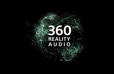Sony met au point un nouveau format audio à 360 degrés : 360 Reality Audio