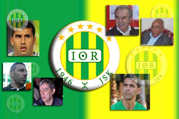 Le site officiel de la JSK, jeunesse sportive de Kabylie  ⵊⵙⴽ