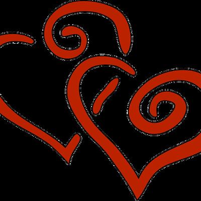 Le cœur qui bat...