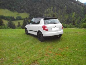 Essai Skoda Fabia 2 1.6 TDI 105 ch Monte-Carlo