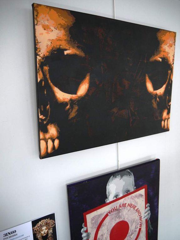 Squat d'Artistes à la Galerie de l'Atelier