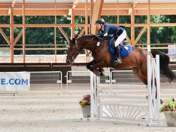 14 cavalier(e)s du Centre Equestre PALM La Rochelle au Championnat de France 2019 / Acte II