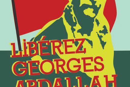 Journées internationales de solidarité avec Georges Ibrahim Abdallah.