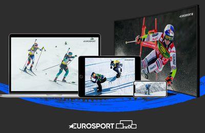 Eurosport renforce encore son offre de sports d'hiver