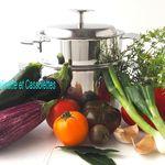 Cuisson vapeur étagée : la liberté... exemple d'un Couscous Végétal