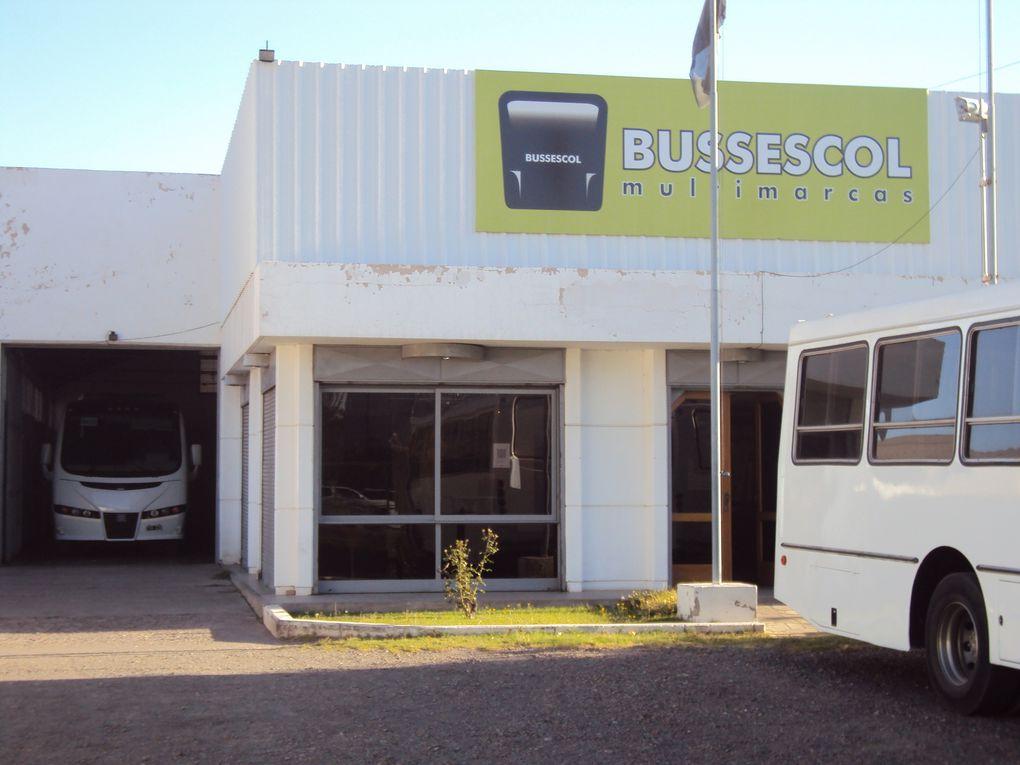Bussescol S.A  Agencia Mendoza