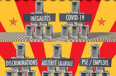 LE JOURNAL DES EMPLOYES & CADRES FORCE OUVRIERE