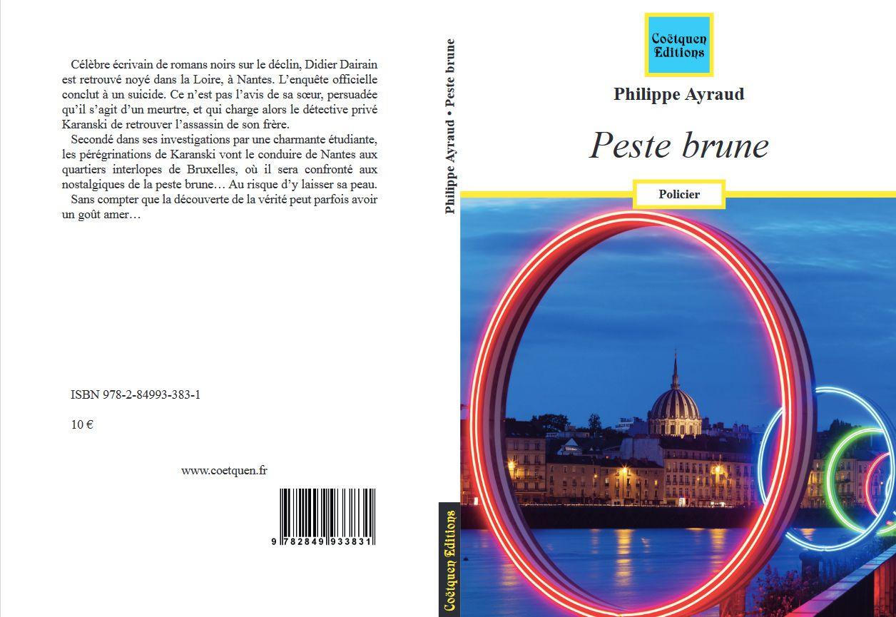 """""""Peste brune"""", de notre ursidé Philippe Ayraud"""