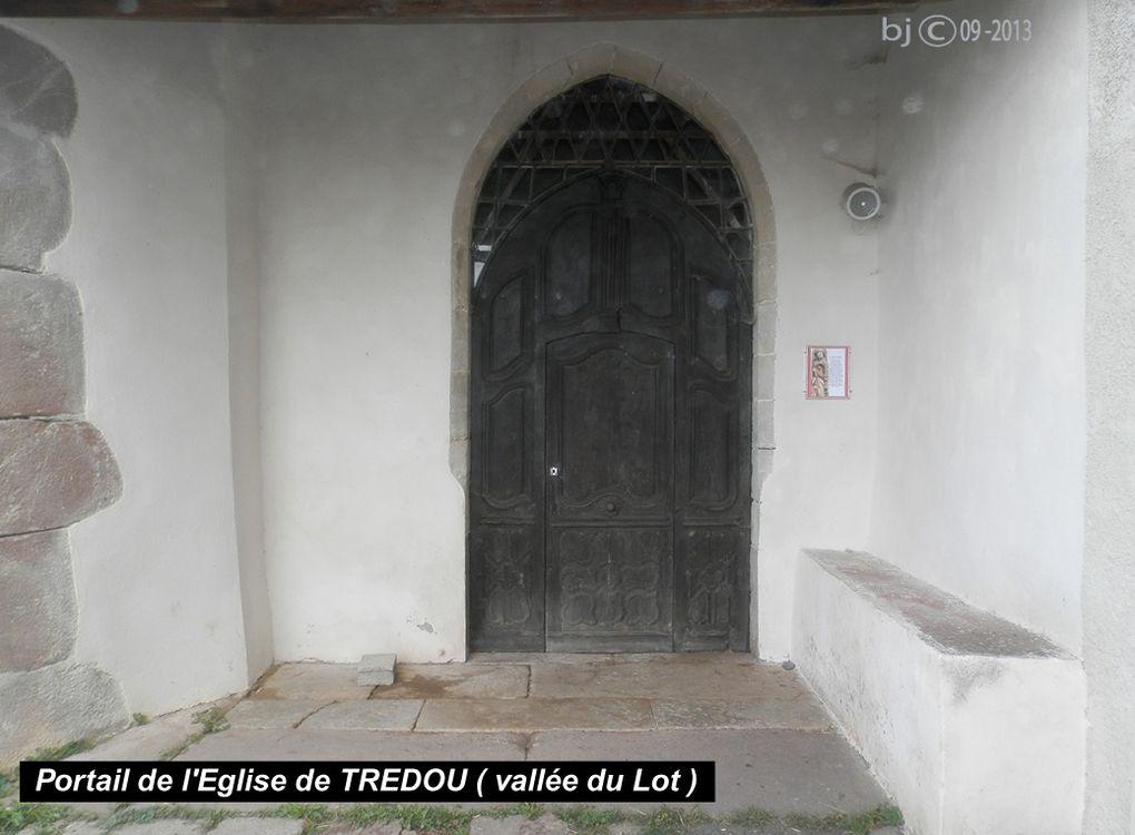ETAPE 8 - village d'ESTAING - d'ESPALION à GOLINHAC -
