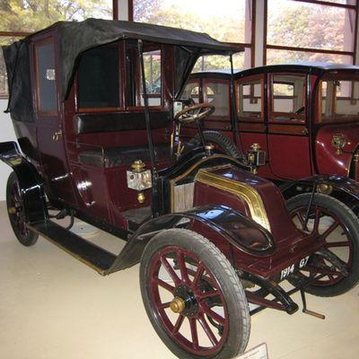 """Le taxi de la Marne """"Musée Henri Malartre"""""""